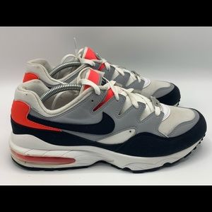 Nike Air Max 94 Bright Crimson Size 9 747997-006